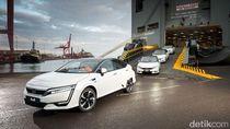 Honda Resmi Pasarkan Clarity PHEV, Harganya Rp 755 Jutaan