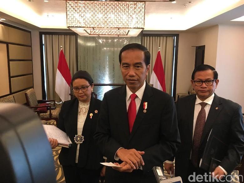 Presiden Jokowi Soal Hercules Jatuh: Maintenance Harus Selalu Diawasi
