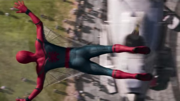 Kostum Bersayap Spider-Man di Teaser Terbaru
