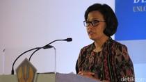 Lantik Kepala BKF, Sri Mulyani Ingatkan Imbas Corona ke APBN