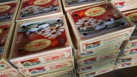 Mudik Dilarang, Omset Bakpia Yogyakarta Tinggal 20 Persen