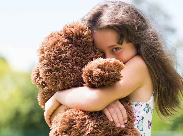 Ilustrasi anak yang belum lancar berbicara/Foto: thinkstock