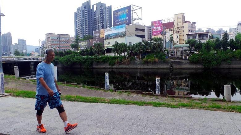 Sungai bernama unik di Taiwan, Love River di Kota Kaohsiung, Taiwan