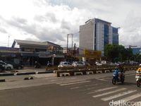 Ada Zebra Cross di Busway, Dishub DKI: Belum Anggaran untuk Bangun JPO