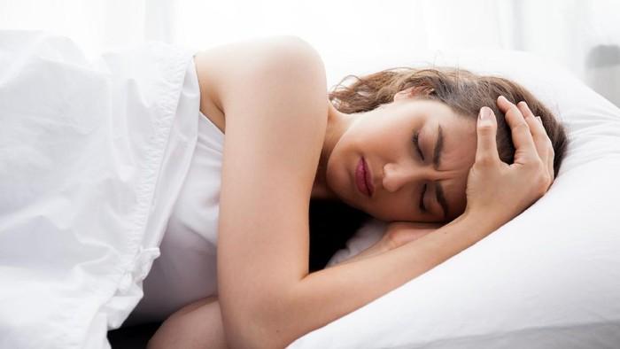 Penyebab dan cara mengatasi insomnia.Foto: ilustrasi/thinkstock