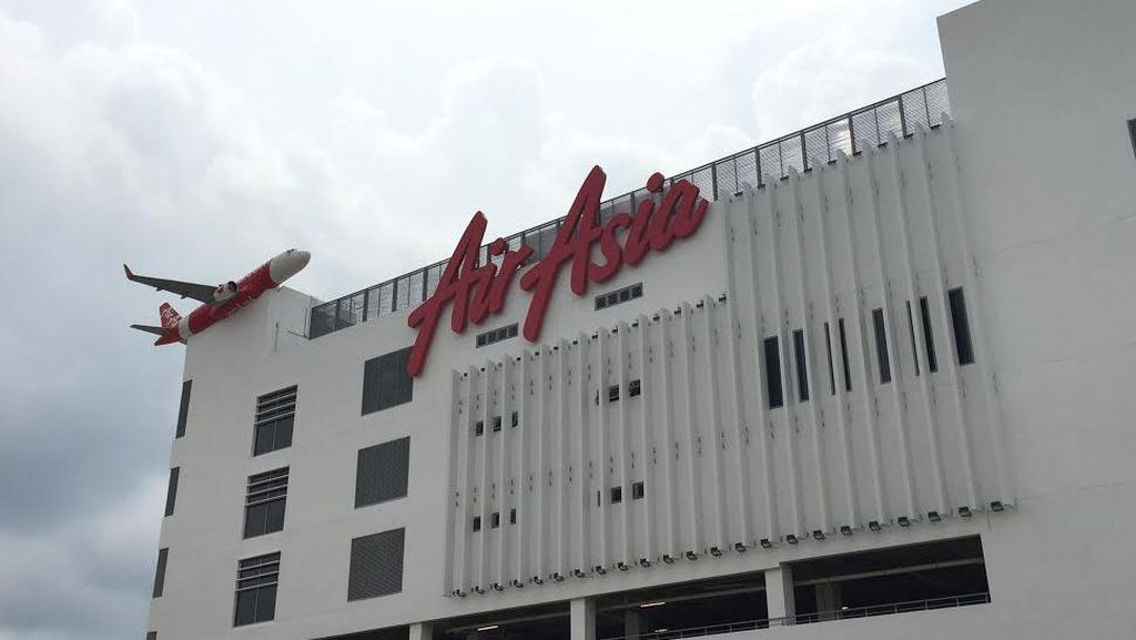 AirAsia Mau Ikut Kembangkan Terminal Murah di Soetta