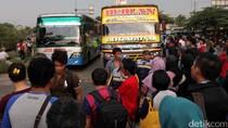 Cegah Orang Mudik, Perjalanan Bus Antarkota Mau Dilarang?