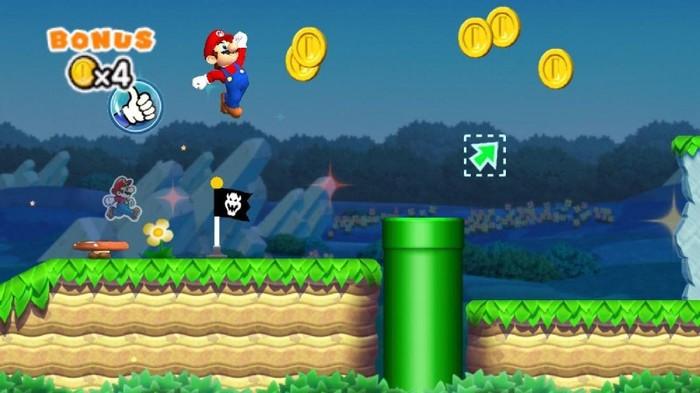 Super Mario Run. Foto: istimewa