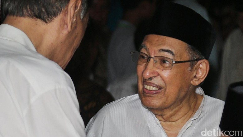 Quraish Shihab soal Aksi 22 Mei: Agama Menghendaki Terciptanya Keamanan