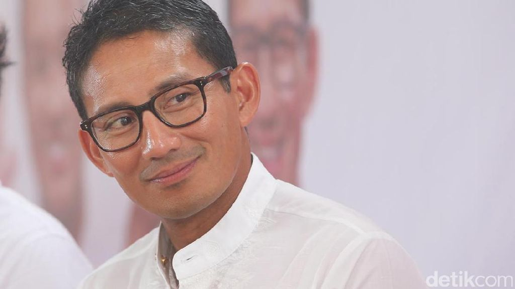 Ahok Jadi Calon Pemimpin Ibu Kota Baru, Sandiaga: Tugasnya Berat
