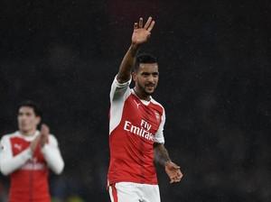 Walcott: Terima Kasih atas Dukungan Besarnya, Fans Arsenal