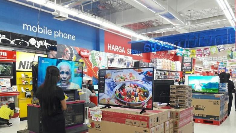 Beragam Diskon Elektronik Akhir Pekan Di Transmart Carrefour