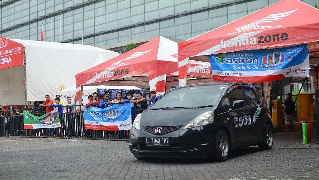 Berbagai Promo Menarik Hadir di Pameran Otomotif Surabaya