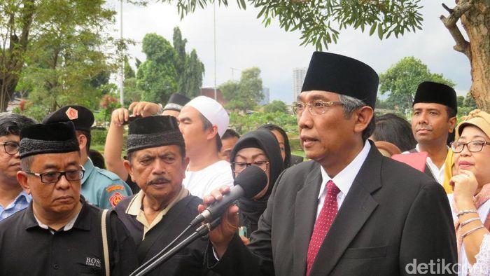 Wakil Menteri Keuangan Mardiasmo (Foto: Haris Fadhil)