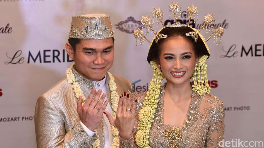 Selamat! Acha Septriasa Resmi Menikah