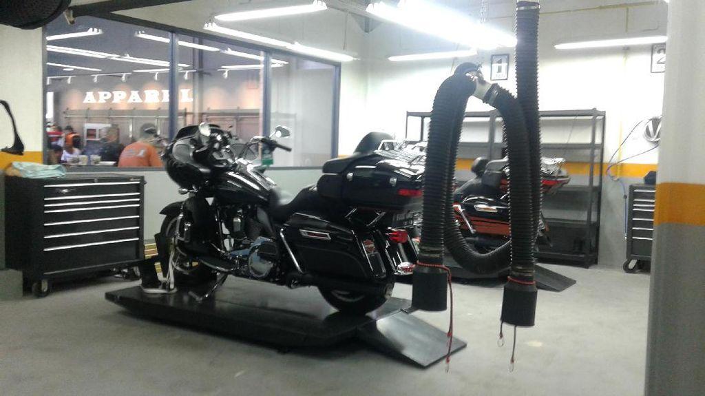 Berumur Seabad Lebih, Pelayanan Servis Harley Sepanjang Masa