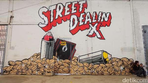 Yuk Intip Keseruan Street Dealin 10
