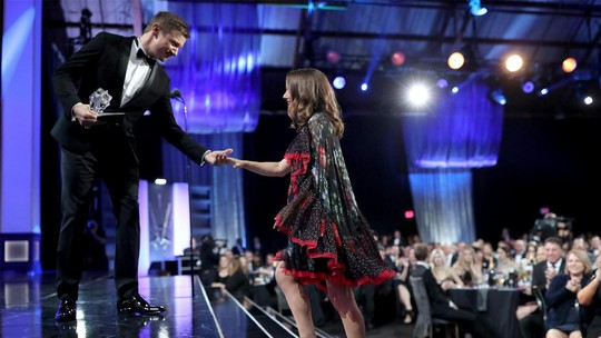 Momen Terbaik di Critics Choice Awards 2016
