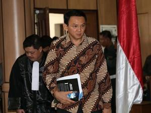 Sidang Pemeriksaan Berkas PK Ahok Dimulai