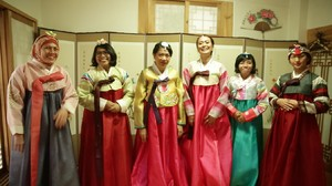 Main-main ke Pameran Serba Korea di K-Content Expo 2018