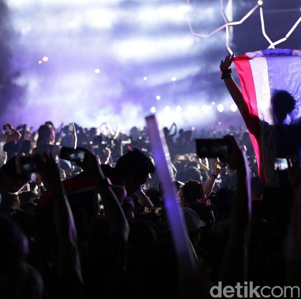 GWK Bali Dianggap Lebih Mumpuni untuk Jadi Venue DWPX