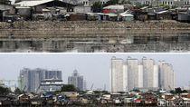 Potret Kondisi Waduk Pluit dari Zaman Jokowi hingga Anies