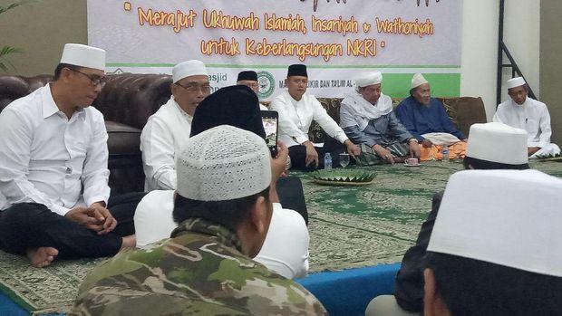Hadiri Maulid Nabi di Setiabudi, Agus Bicara Pentingnya Ukhuwah Islamiyah