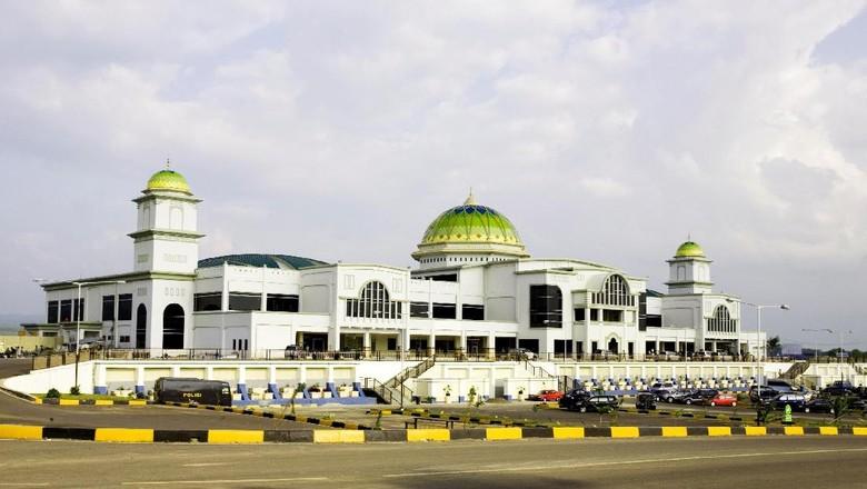 Foto: Ilustrasi Bandar Udara Sultan Iskandar Muda (dok AP II)