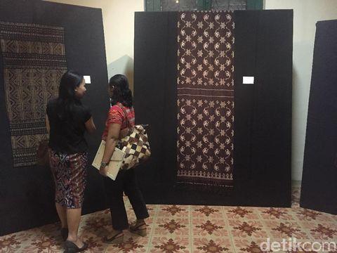 Tenun Ikat Ende, Pesona Wastra dari Timur Indonesia yang Terancam Punah