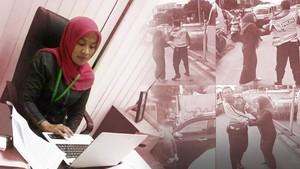 Rekan Kerja Kaget Dora Cakar Aiptu Sutisna: Mungkin Dia Ada Masalah