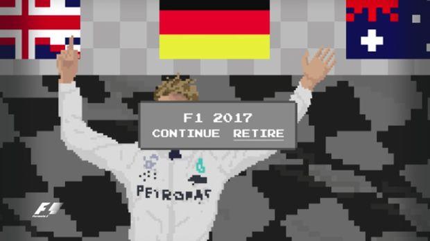 Rangkuman F1 2016 Keren Bergaya <I>Video Game Jadul</I>