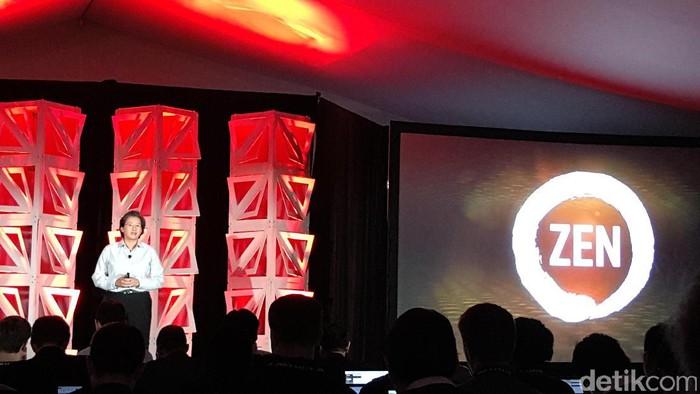 Peluncuran AMD Ryzen