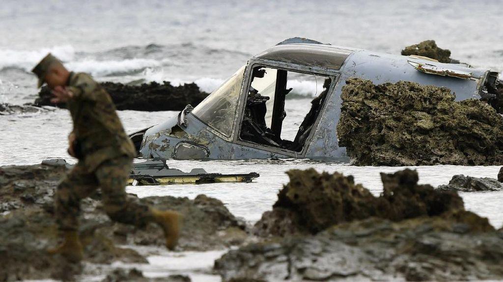 Pesawat MV-22 Osprey yang Mau Dibeli RI Pernah Jatuh di Australia