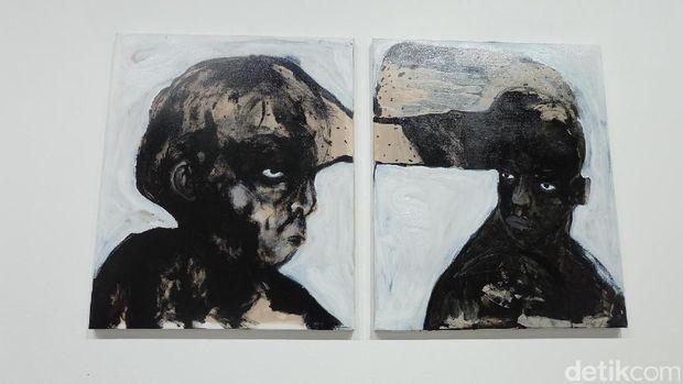 Natisa Jones Pameran Tunggal di RUCI Art Space
