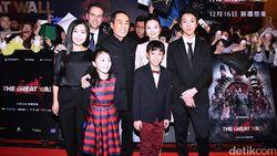 Kisah Zhang Yimou Gabungkan Aktor Hollywood dan Asia