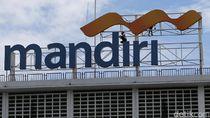 Bank Mandiri Targetkan Kredit Macet di Bawah 3% Tahun Ini
