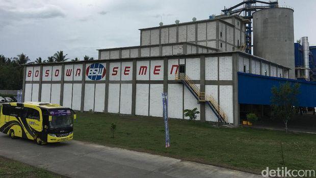 Pabrik semen Bosowa