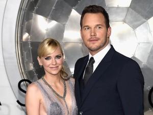 <i>Lovely Couple</i>! Mesranya Chris Pratt dan Anna Faris
