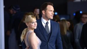 Cerita Chris Pratt Selingkuh dengan Jennifer Lawrence di Buku Anna Faris