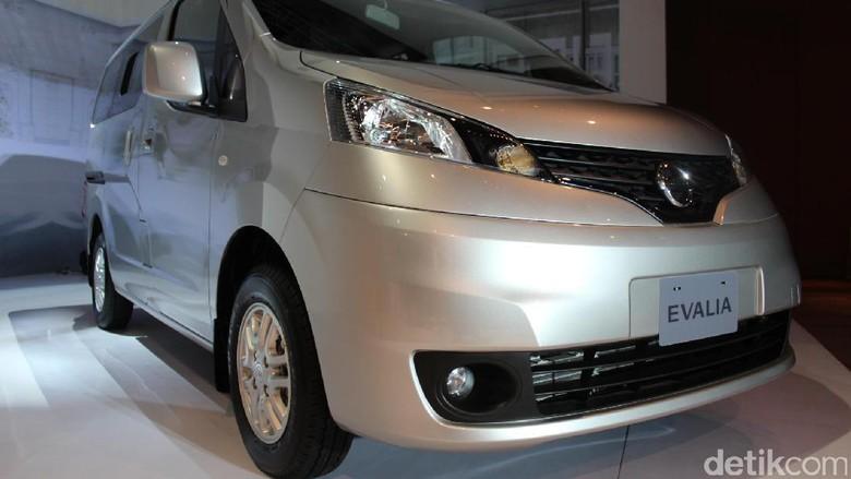 Nissan Evalia (Foto: dok detikOto)