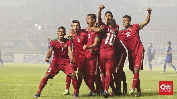 Timnas Indonesia kembali menggunakan SUGBK di Piala AFF 2018 setelah dua tahun menggunakan Pakansari.
