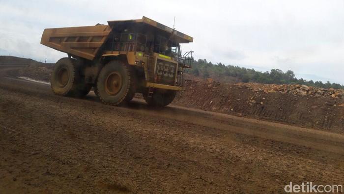 Tambang nikel PT Vale di Soroako, Sulawesi Selatan