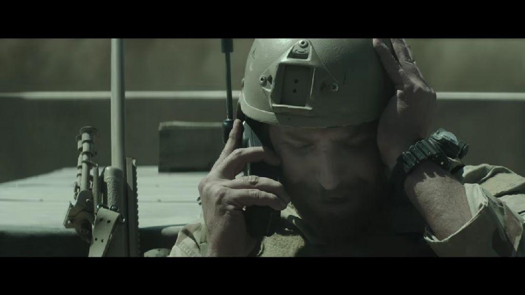 Tentang American Sniper, Film Bradley Cooper si Ahli Tembak