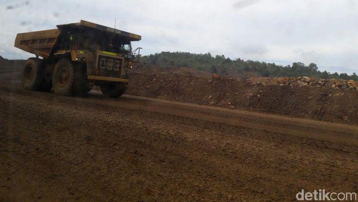 Lokasi tambang PT Vale Indonesia di Sulawesi/Foto: Eduardo Simorangkir