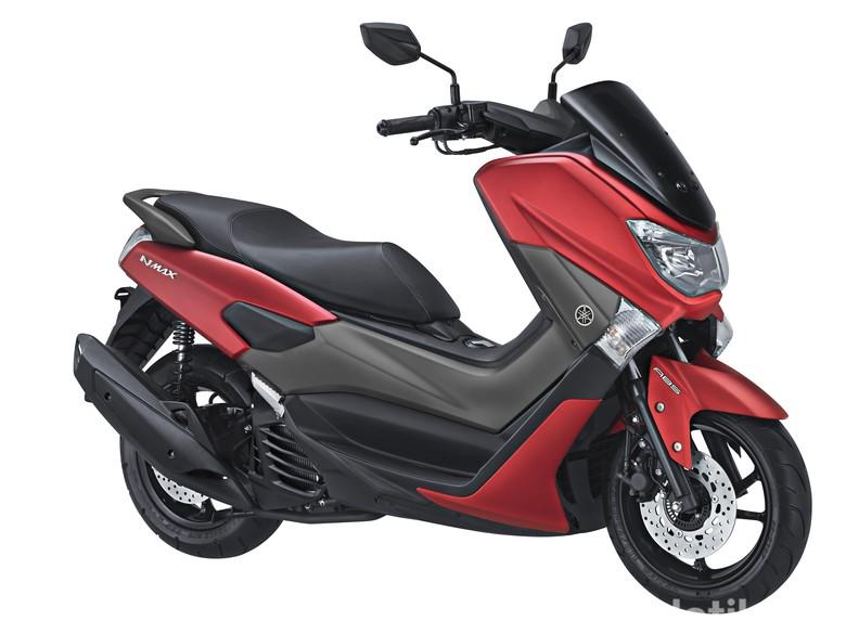 Penjualan Yamaha NMAX terus meningkat terlebih di Agustus 2017 Foto: Yamaha