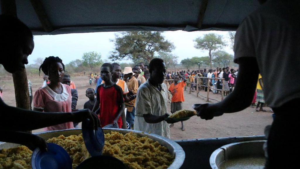 Jatah Makan 3 Juta Pengungsi Afrika Dipotong, PBB Imbau Beri Bantuan