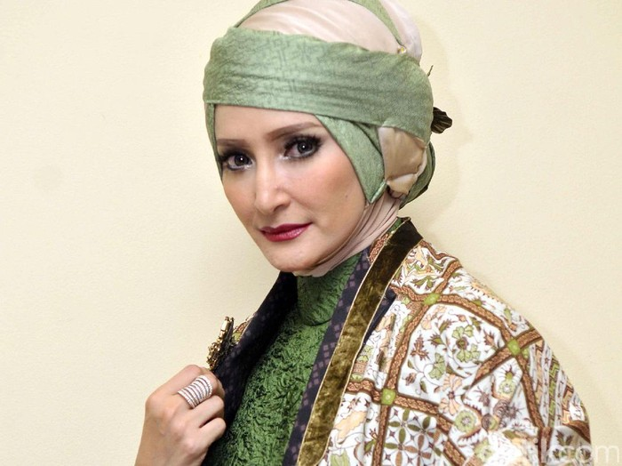 Inneke Koesherawati. Foto: Noel/detikHOT