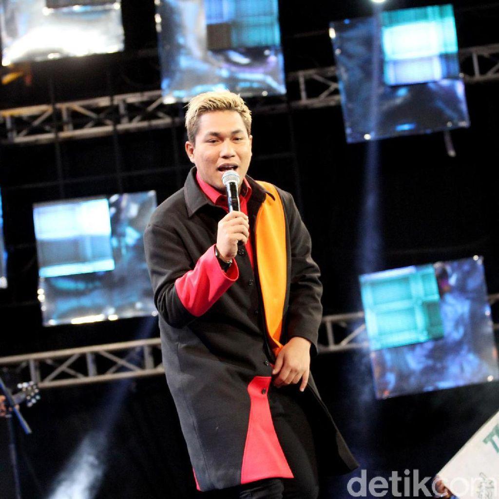 Armada Ajak Penonton HUT Transmedia Galau Lewat Lagu