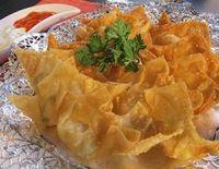 Masak Apa Hari Ini : Ayam Asam Manis dan Pangsit Udang Goreng ala Restoran