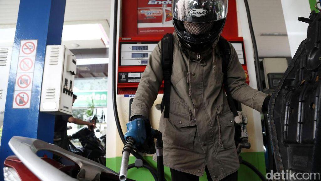 Kenaikan Harga Bensin Bikin Inflasi 0,28%